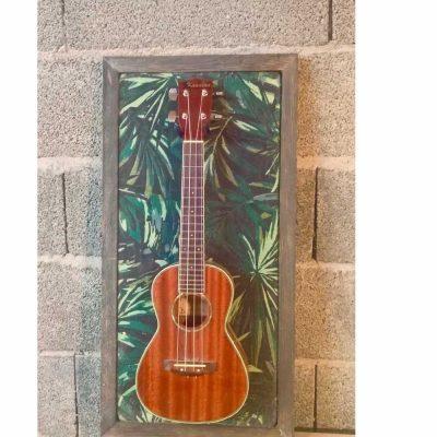 Handmade Ukulele Hanger Stand Guisplay 3(watermarked)